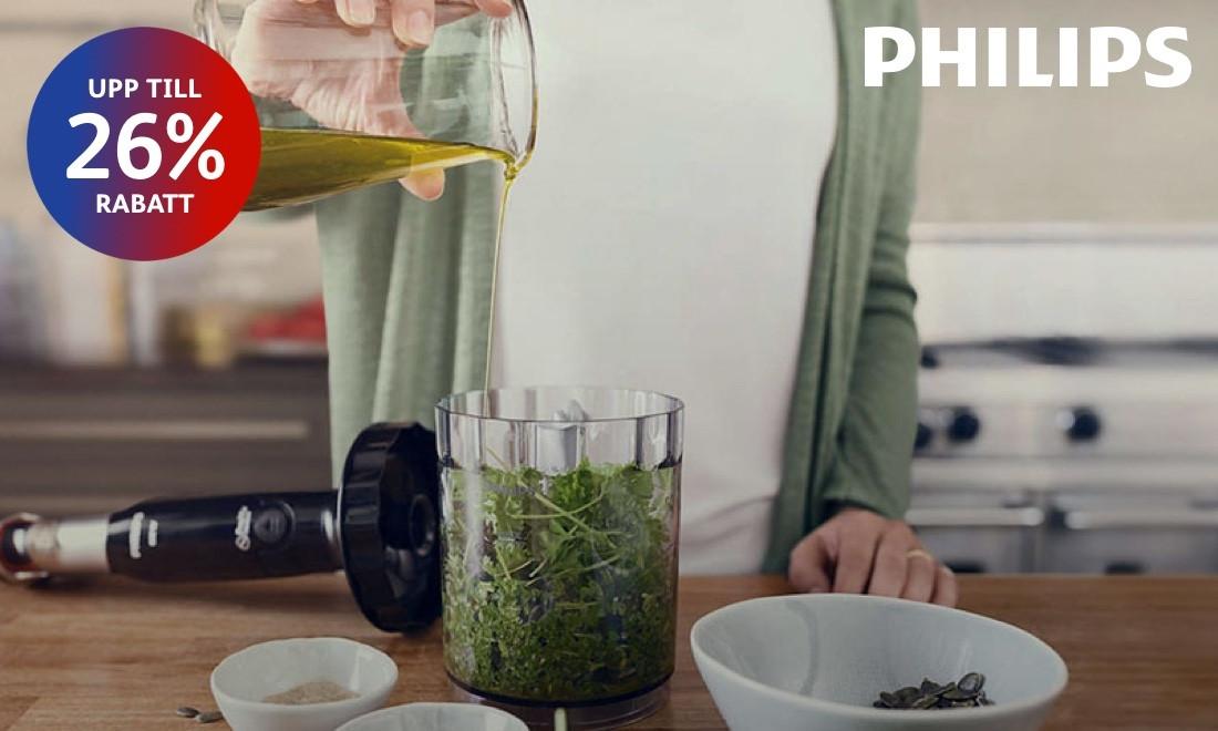 Smart hemelektronik från Philips