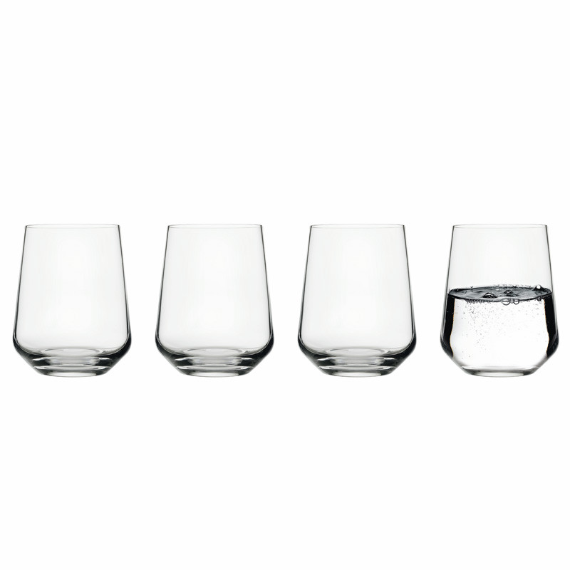 Essence Vattenglas 4-pack