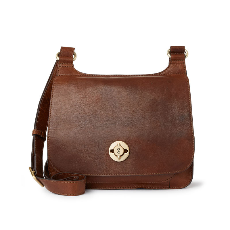 Disa handväska brun
