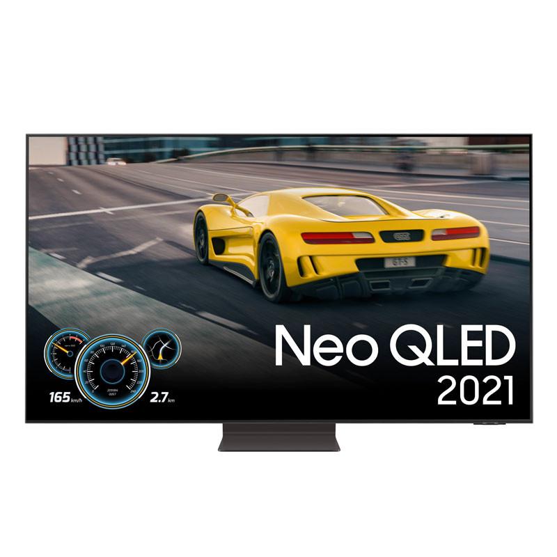 """55"""" QN91A Neo QLED 4K Smart TV (2021)"""